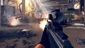 Screenshot of Modern Combat 4: Zero Hour