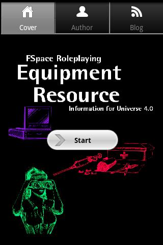 FSpaceRPG Equipment Guide r2