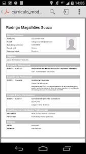 Curriculum vitae,resume v1.0