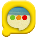 Free Easy SMS Beach theme APK for Windows 8