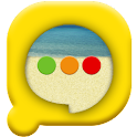 Pansi SMS Beach theme logo