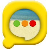 Easy SMS Beach theme
