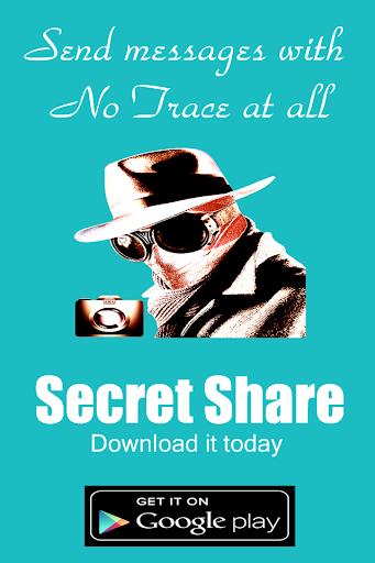 Secret Share Photos Videos