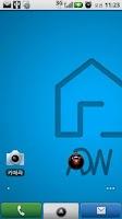 Screenshot of FlashLight Widget - Motorola