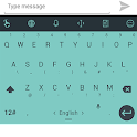 Keyboard Theme Droid L Invert icon