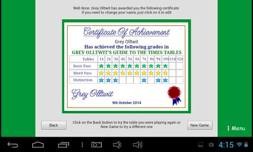 玩教育App|Times Tables免費|APP試玩