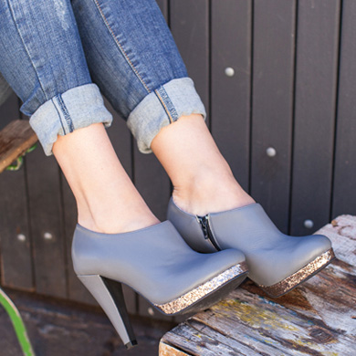 Ankle boots — six styles to try