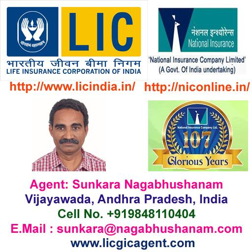 Insurance Agent LIC National