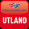 Hjelp utland logo