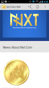 NXT ~ Next Generation News App - screenshot thumbnail