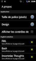 Screenshot of QQDroid