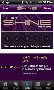 Just Shine Hair - screenshot thumbnail