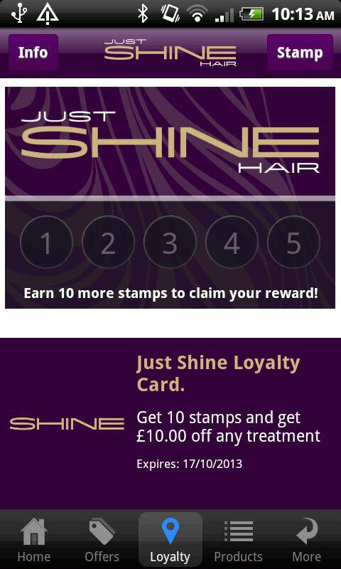 Just Shine Hair - screenshot
