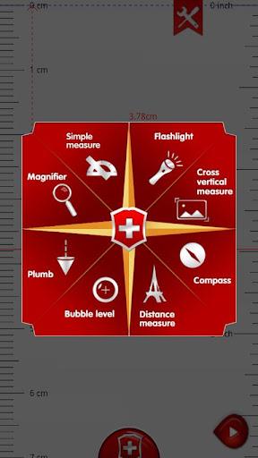 [SOFT]SUPER COUTEAU SUISSE: 8 fonctions de mesure simple, lampe de poche, boussole, niveau à bulle, croix mesure verticale, à l'aplomb mesure de distance, et loupe [GRATUIT] PObw2ASRH9jKLXlmrowGFVxH0G9FTrTEwEOn0B6BkLr5as2anqoWixxn5BdLrVV9kMs