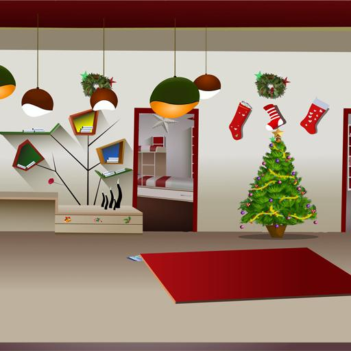 Christmas escape 6 android apps on google play for Xmas room decor games