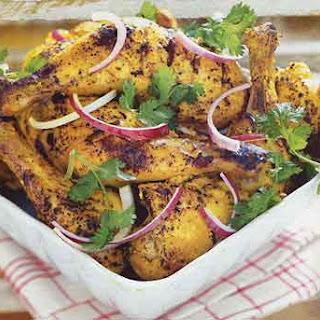 Tandoori-Style Grilled Chicken