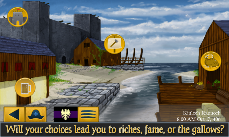 Age of Pirates RPG- screenshot