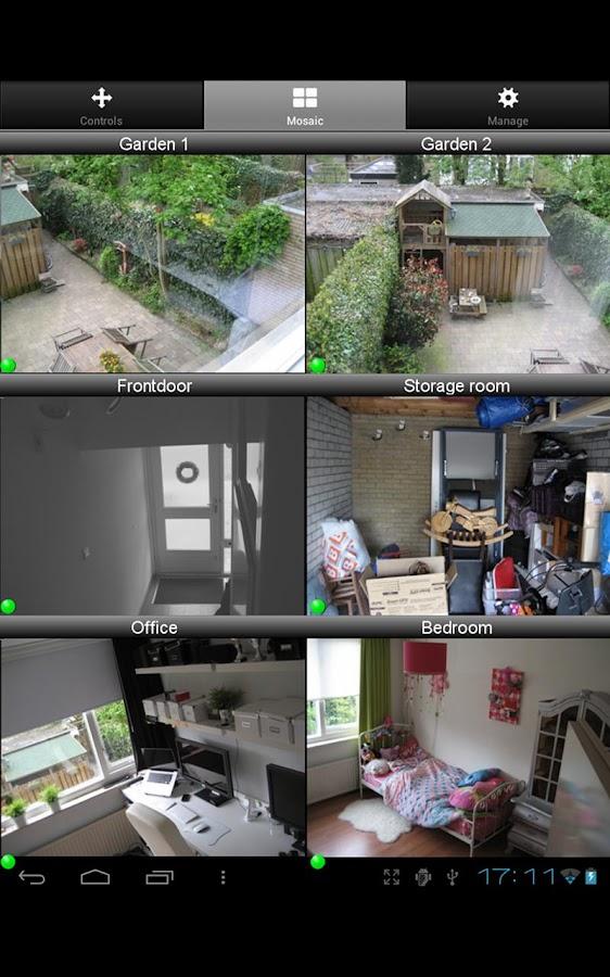 Foscam Surveillance Pro - screenshot