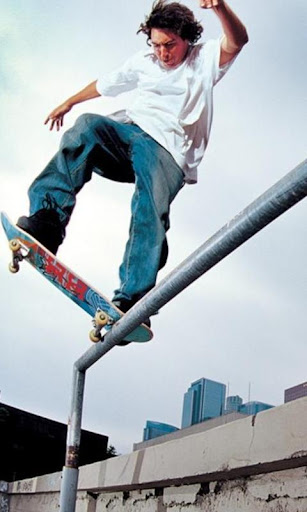 滑板运动壁纸