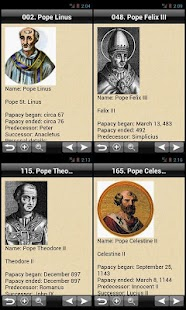 The Catholic Pope Directory - screenshot thumbnail