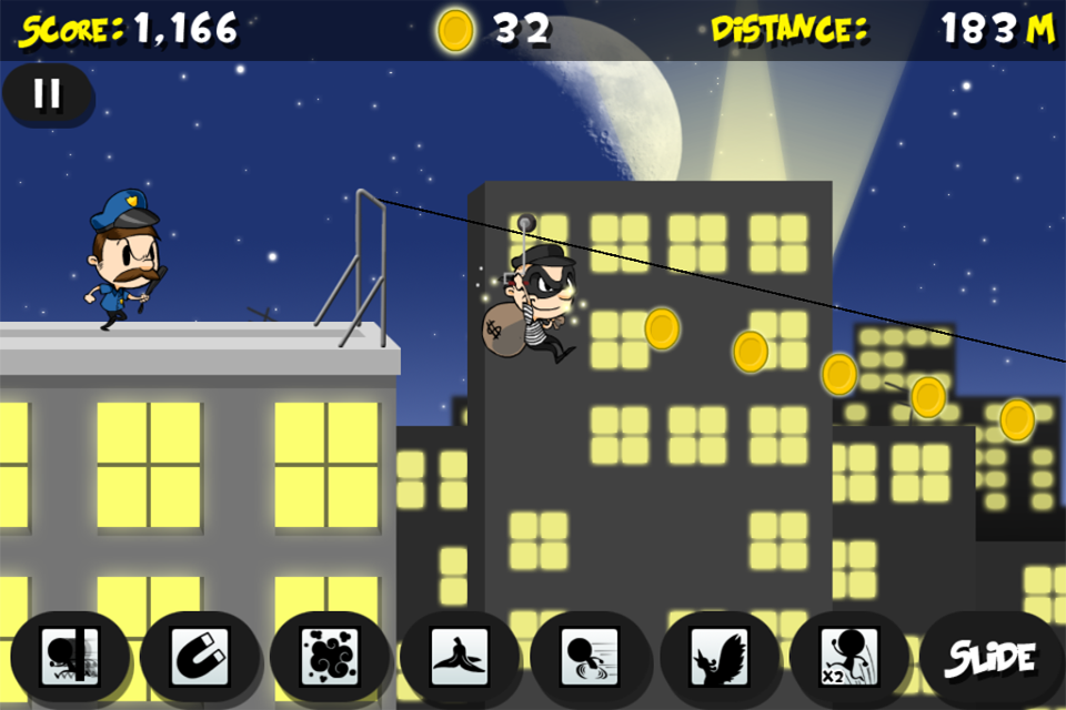 Thief Job for Kids - screenshot