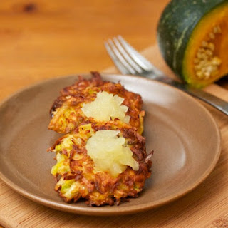 Root Vegetable Latkes.