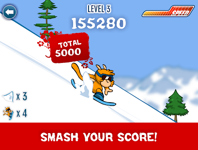 Xtrem Snowboarding Screenshot 8