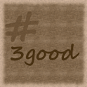 Client for #3good (3goodweet) icon
