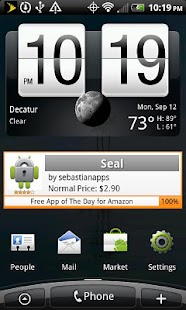 Free App Widget for Amazon - screenshot thumbnail