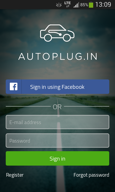 Autoplug.in- screenshot