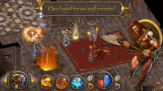 Devils and Demons - Arena Wars