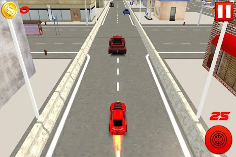 Super HighWay Traffic Racer 3D- screenshot thumbnail