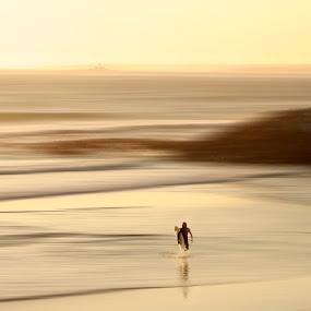 the end by Sergio Martins - Sports & Fitness Surfing ( ondas, wave, costa da caparica, surf, portugal )