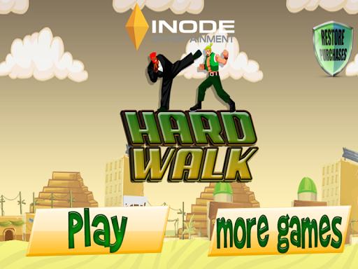 玩動作App Hard Walk免費 APP試玩