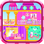 Princess doll house 1.0.4 Apk