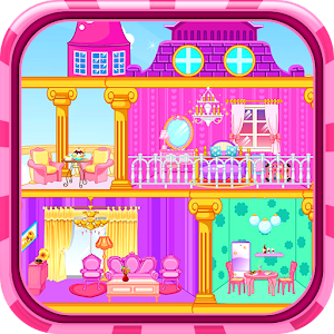 Princess doll house for PC and MAC