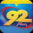 Clube Cidade 92 FM icon