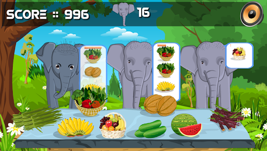 Feed Baby Elephants - screenshot thumbnail