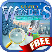 Hidden Object - Winter Wonders