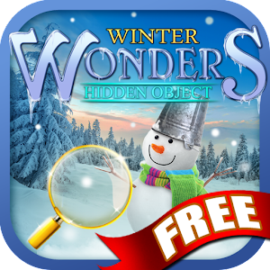 Hidden Object – Winter Wonders for PC and MAC