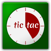 tic tac kitchen timer