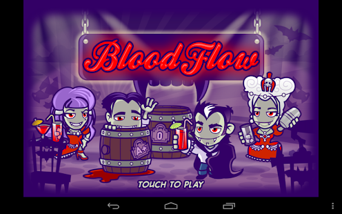Blood Flow - Vampire Halloween - screenshot thumbnail