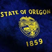 Oregon Flag Live Wallpaper