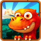 恐龍島 - Dino Island icon