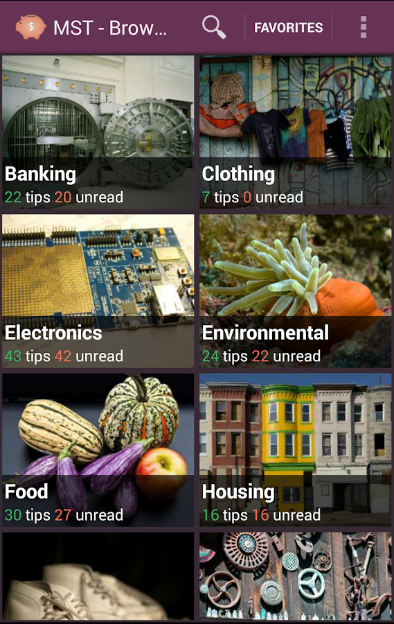 Money Saving Tips - Will help you stay on budget- screenshot