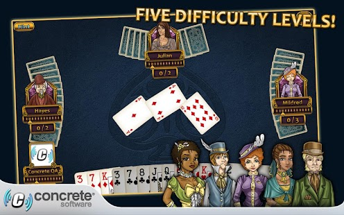 Aces® Spades- screenshot thumbnail