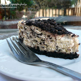 Copycat Cheesecake Factory Oreo Cheesecake.
