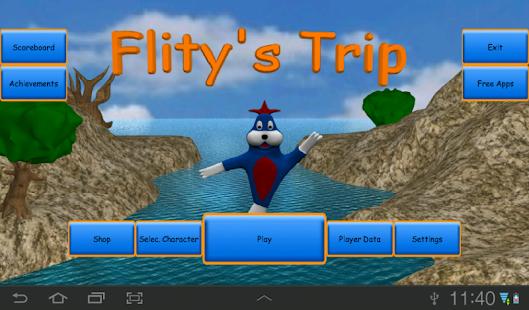 Flity's trip screenshot