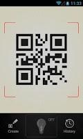 Screenshot of QR & Barcode reader (Secure)