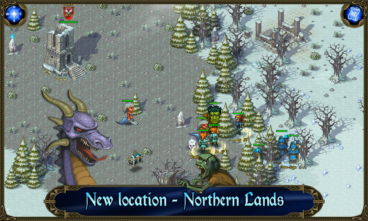 Majesty: Northern Kingdom - screenshot